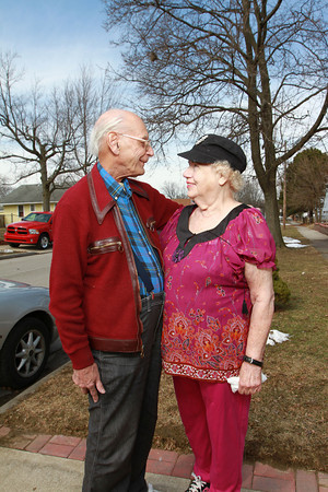 Jack and Dixie Bennett have been married for nearly 68 years.<br /> KT photo   Kelly Lafferty