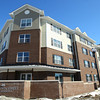 3-13-14   --- Washington Street Apartments at Washinton and Taylor Streets almost complete.  -- <br />   KT photo | Tim Bath