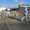 11-18-13  --  Tornado Followup. <br />   KT photo   Tim Bath