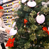 """11-19-13  --  """"Be a Santa to a Senior"""" shopping at Walgreens by Lucy Weigt who adopted 2 seniors by taking tags from the tree, each with a list of what the senior would like.<br />   KT photo 