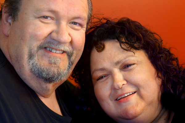 11-7-13  --  Brent Tobin and Susan Dove are foster parents who have also adopted.<br />   KT photo | Tim Bath