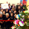 11-24-13<br /> We Care Christmas Tree Auction<br /> Northwestern Elementary second graders recite how much money they raised for their tree at the We Care Christmas Tree auction.<br /> KT photo | Kelly Lafferty