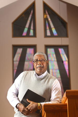 11-7-13  --  Rev  Robert Lee is retiring after 30 years at Second Missionary Baptist Church.<br />   KT photo | Tim Bath