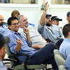 11-19-13<br /> World Class Manufacturing at Chrysler<br /> Chrysler employees play a game of Jeopardy at Chrysler KTP during a World Class Manufacturing session.<br /> KT photo | Kelly Lafferty