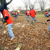 11-22-13  --  Voluteers cleanup in the Cedar Crest subdivision.<br />   KT photo | Tim Bath