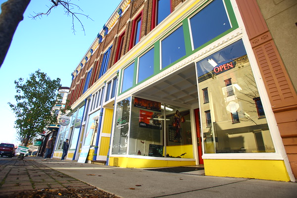 11-5-14<br /> Scamore Street - Kokomo Toys & Collectables<br /> Tim Bath | Kokomo Tribune