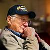 11-6-14<br /> Korean War Vet Marvin Walker, 83, and Peru Mayor Jim Walker went to Washington DC on an Honor Flight.<br /> Tim Bath | Kokomo Tribune