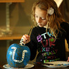 10-20-12 <br /> The Kokomo Parks & Recreation Department hosted at Pumpkin painting event at the Kirkendall Nature Center at Jackson Morrow Park on Saturday.<br /> <br /> KT photo | Tim Bath