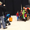 10-26-13<br /> Community Halloween Party  <br /> The Blonske family stops to take a photo during the community halloween party at the Event Center on Saturday.<br /> KT photo | Kelly Lafferty