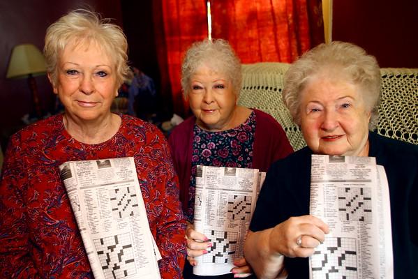 Crossword Puzzle Gals