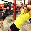 Powerlifting Jessica Rush