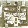 Regal Store, Russiaville, Ind/Honey Creek Township circa 1950's