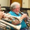 Jazz Festival Rehearsal