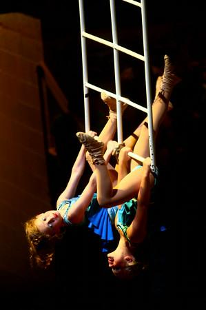 7-12-14<br /> Peru Circus<br /> <br /> Kelly Lafferty | Kokomo Tribune