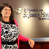9-11-13  --  Kathy Young, St Joseph Hospital CEO<br />    KT photo   Tim Bath