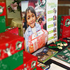 9-15-13<br /> Operation Christmas Child shoebox drive meeting<br /> Operation Christmas Child materials are on display at Brookside Free Methodist Church.<br /> KT photo | Kelly Lafferty