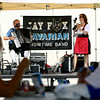 9-28-13  --   The music of the Jay Fox Bavarian Band with singer Patricia Fox at Oktoberfest held at Ivy Tech Community College Kokomo Event & Conference center.<br />   KT photo | Tim Bath