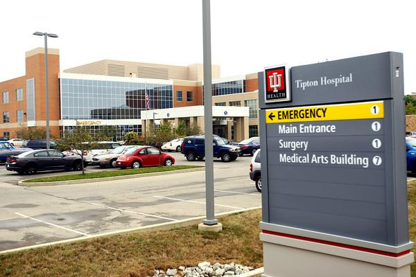 9-12-13  --  IU Health has announced layoff including Tipton Hospital.<br />    KT photo | Tim Bath