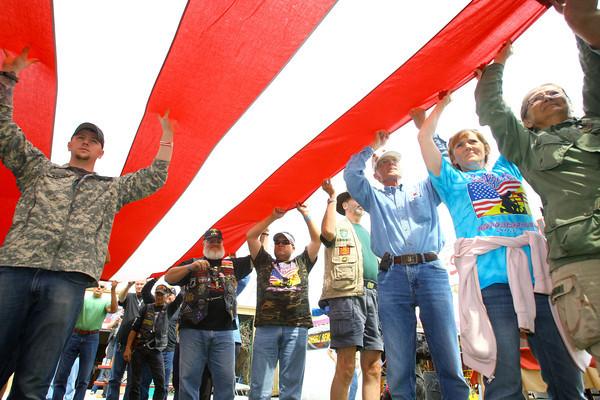 9-19-13  --  Annual Vietnam Veterans Reunion.<br />    KT photo   Tim Bath