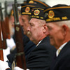 9-13-12<br /> Vietnam Vet Reunion<br /> The American Legion Post 317 of Greentown participate in the opening ceremonies of the Vietnam veteran reunion on Thursday.<br /> KT photo | Kelly Lafferty