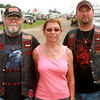 9-13-12<br /> Vietnam Vet reunion<br /> Leonard Swann, Cheri Swann, and their son Ryan Swann attended the Vietnam Veteran reunion.<br /> KT photo | Kelly Lafferty