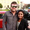 9-28-12<br /> Out and About Oktoberfest<br /> Josh Emry and Monal Patel<br /> KT photo | Kelly Lafferty
