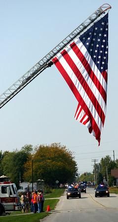 9-29-12 <br /> Funeral for Marine Sgt. Bradley Atwell<br /> KT photo | Tim Bath