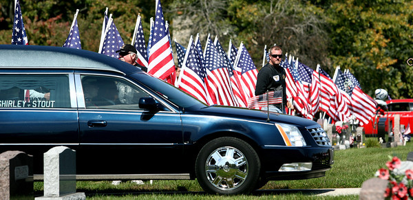 9-29-12 <br /> Funeral for Marine Sgt. Bradley Atwell<br /> KT photo   Tim Bath