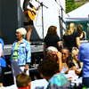 6-5-14   --- Courtney Pitzer singing at Strawberry Festival downtown. --<br />   Tim Bath | Kokomo Tribune