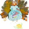 """Madison Spriggs<br /> """"Turkeyrella""""<br /> Age: 10<br /> Grade: 5"""