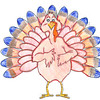 "Emily Ream <br /> ""Timmy the Turkey"" <br /> City: Kokomo <br /> Age: 8"
