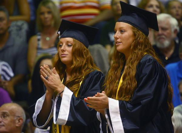 6-6-14<br /> Western Graduation<br /> <br /> Kelly Lafferty   Kokomo Tribune