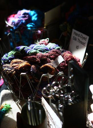2-22-14<br /> Winter Woolen Workshop<br /> <br /> KT photo | Kelly Lafferty
