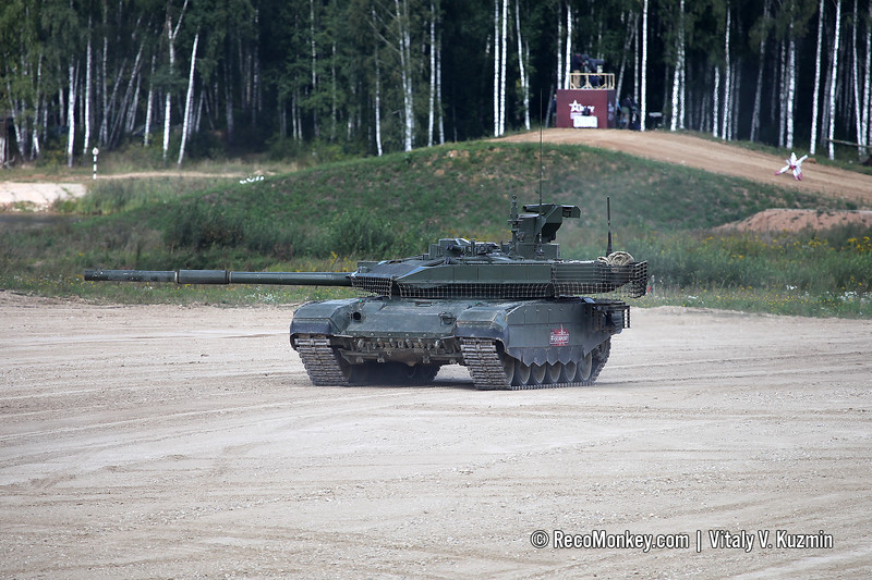 T-90M main battle tank