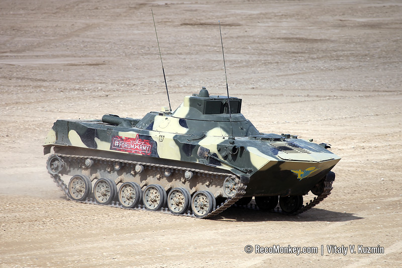 1V119 Reostat artillery command and control vehicle