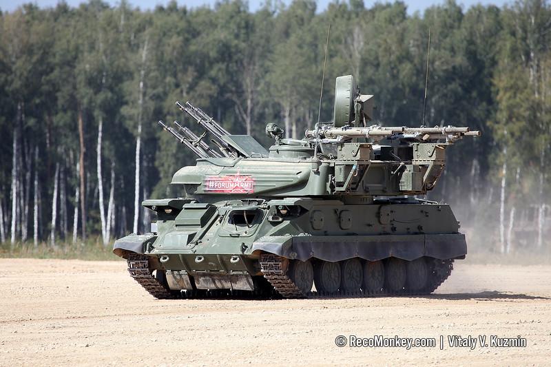ZSU-23-4M4 Shilka-M4