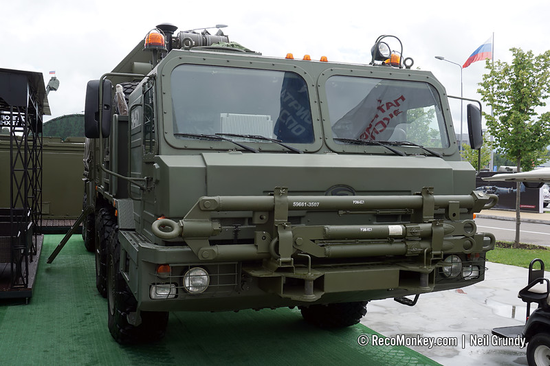 REM-KS1 Repair and recovery vehicle