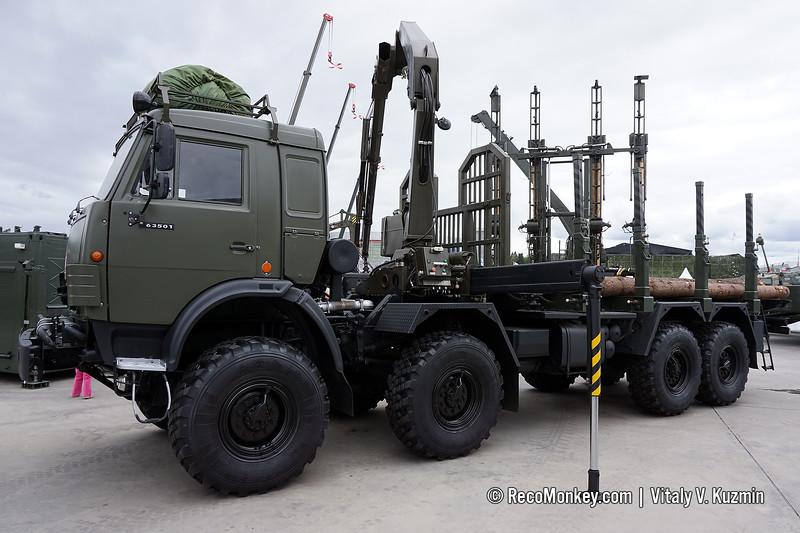 VMLK-1 mobile sawmill