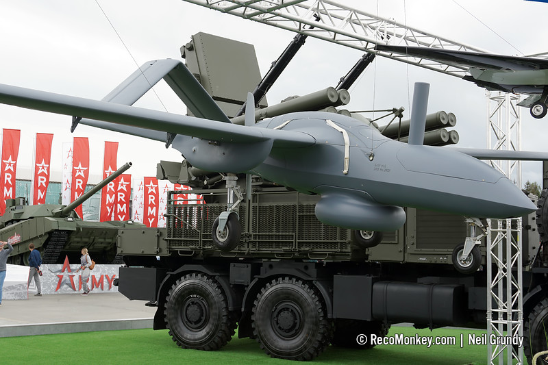 Korsar UAV
