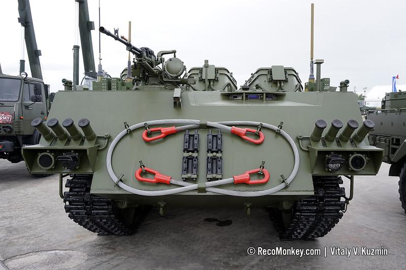 UMZ-G Mine-laying vehicle