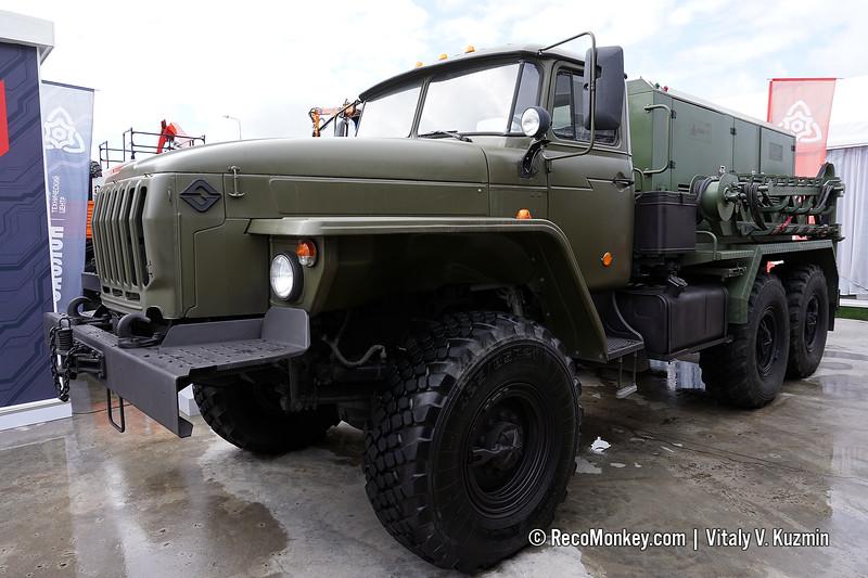 APA-100U airfield starter