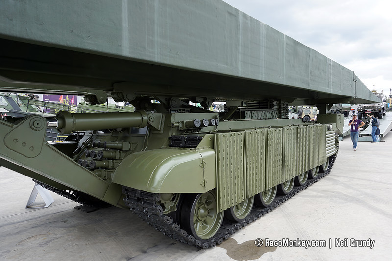 MTU-2020 Armoured bridge-layer