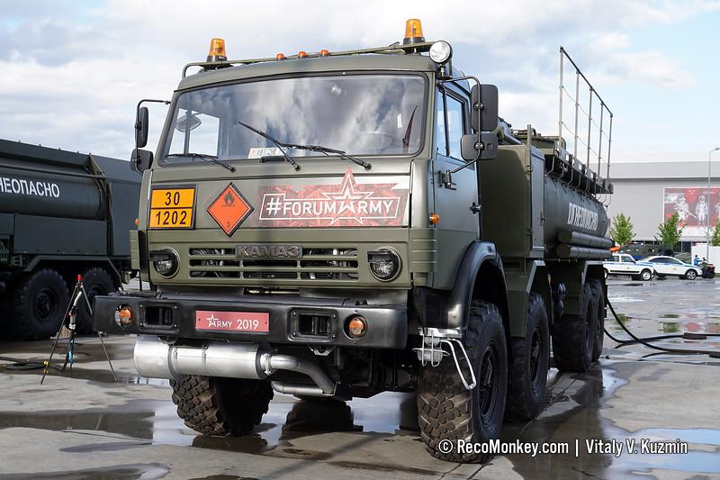 ATs-14-63501 fuel truck