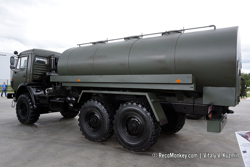 ATsPT-10-53501 water tank