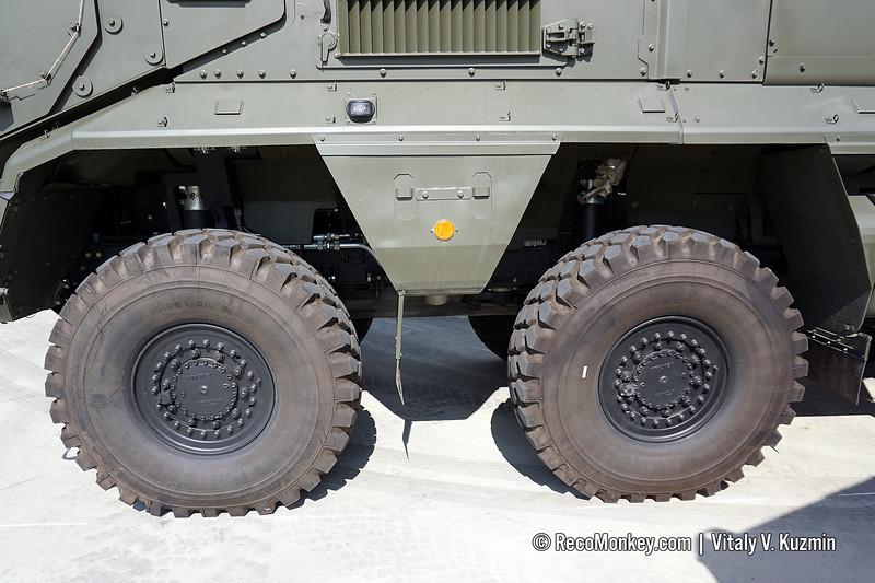 KAMAZ-63968 Typhoon-K armored vehicle