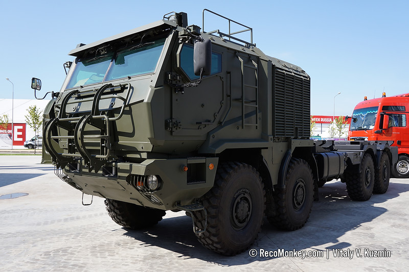 K-53958 / KAMAZ-53958 Tornado chassis