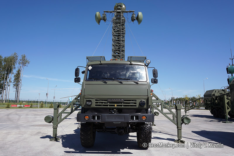 R-416GM radio relay station