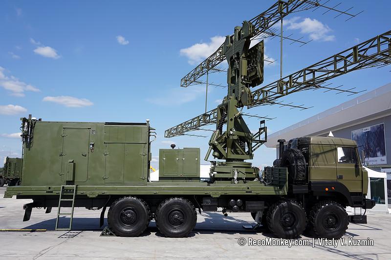 Upgraded P-18-2 radar