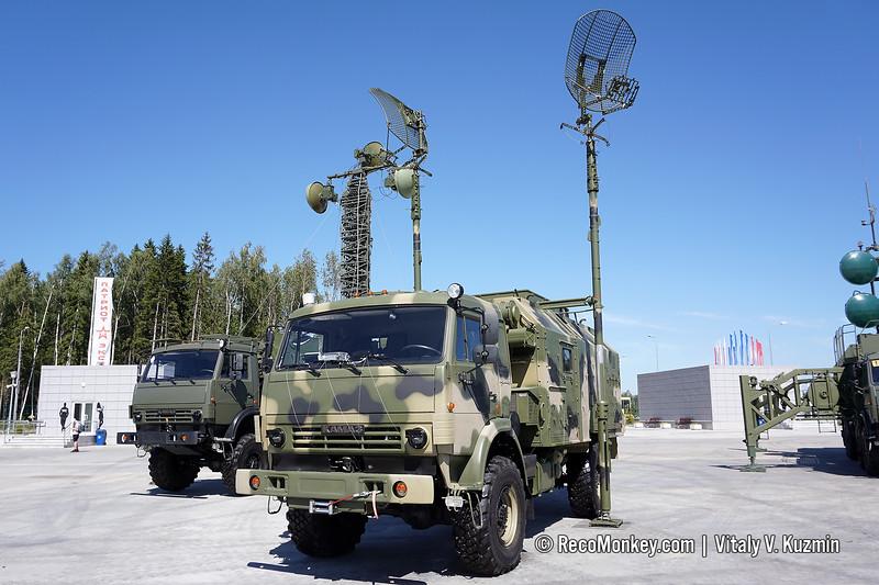 R-419L1 radio relay station