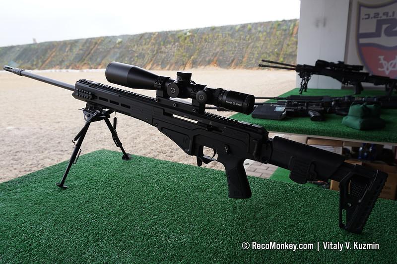 SVCh-51 sniper rifle